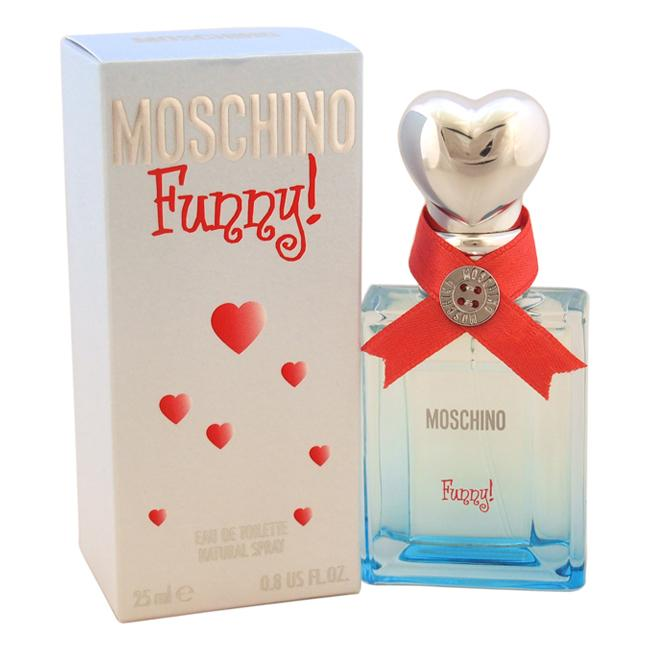 Moschino Funny by Moschino for Women - 25 ml EDT