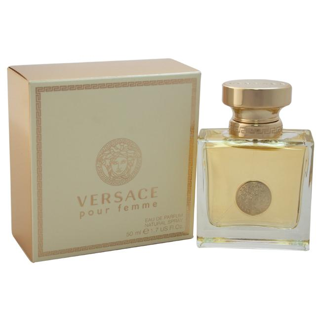 Versace Pour Femme by Versace for Women - 50 ml EDP