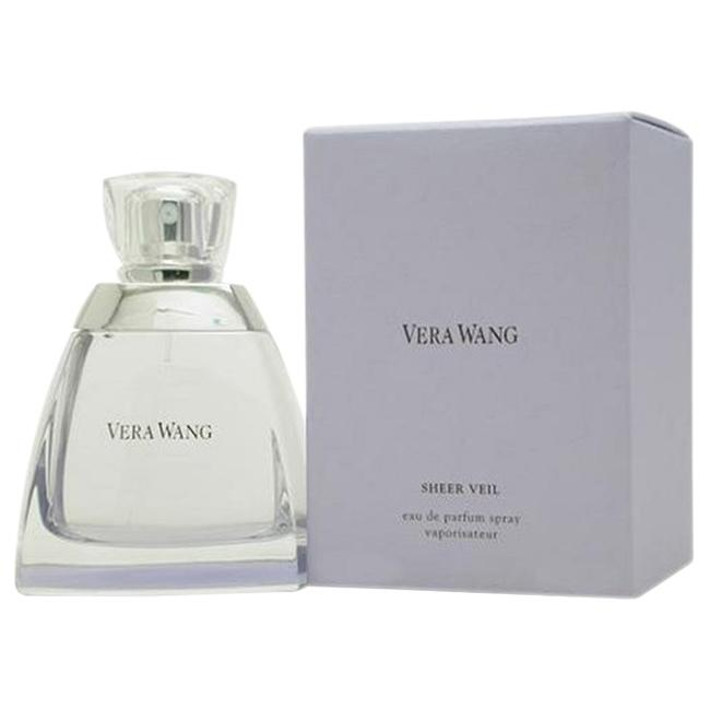 Vera Wang Sheer Veil by Vera Wang for Women - 50 ml EDP