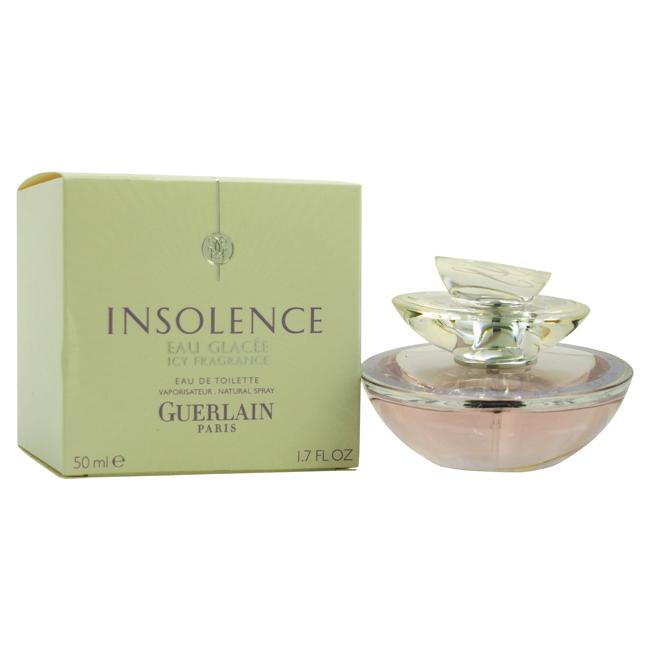 Insolence Eau Glacee by Guerlain for Women - 50 ml EDT