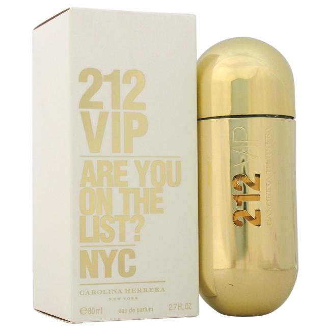 212 VIP by Carolina Herrera for Women - 80 ml EDP