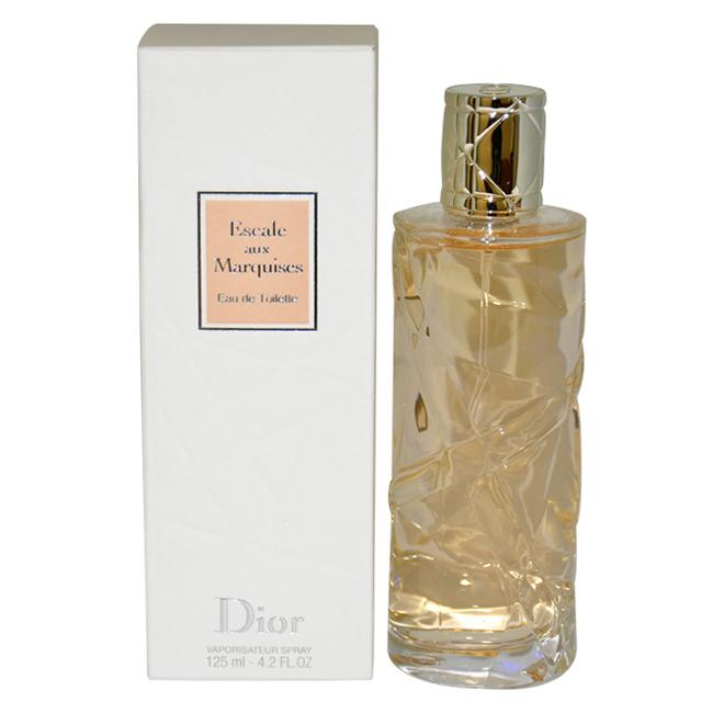 Escale Aux Marquises by Christian Dior for Women - 125 ml EDT