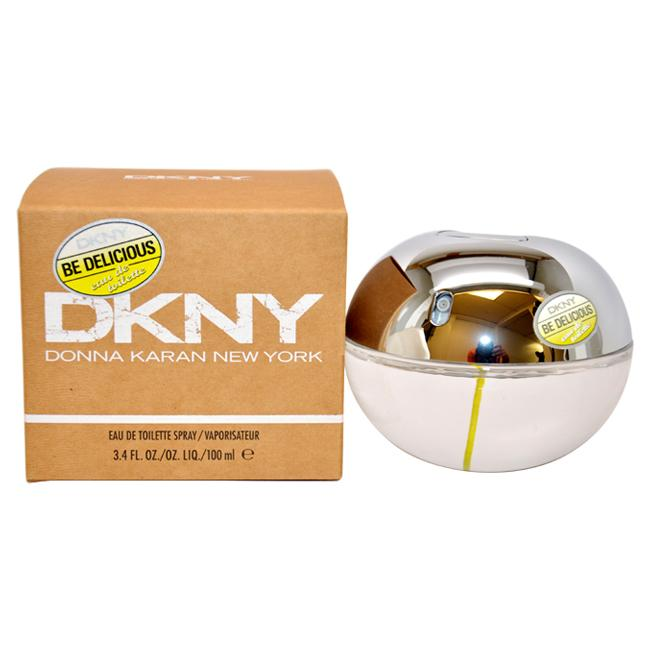 Be Delicious by Donna Karan for Women - 100 ml EDT