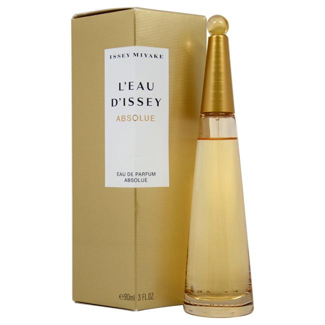 L'eau D'issey Absolue by Issey Miyake for Women - 90 ml EDP