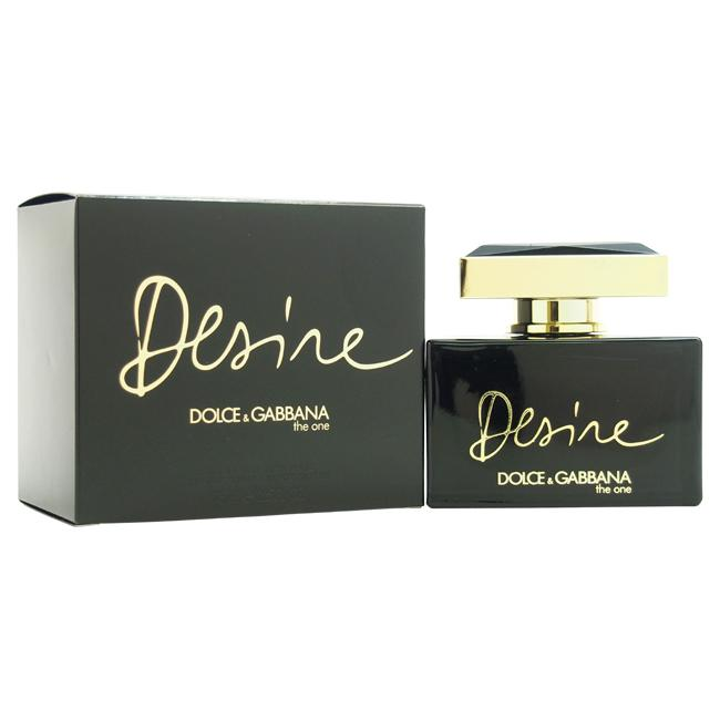 The One Desire by Dolce & Gabbana for Women - 75 ml EDP