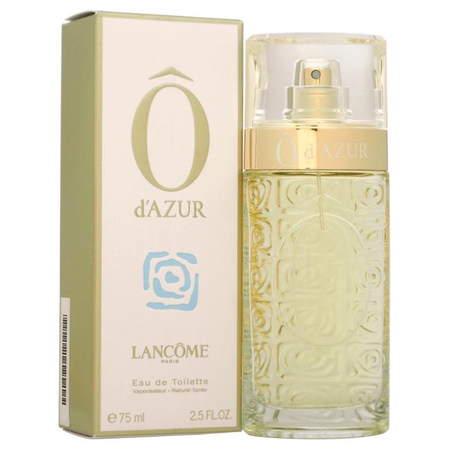O D'Azur by Lancome for Women - 75 ml EDT