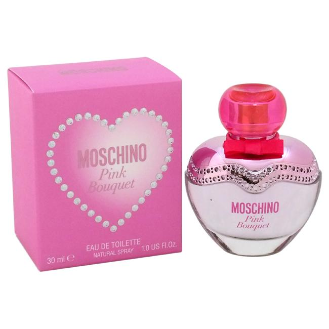 Pink Bouquet by Moschino for Women - 30 ml EDT
