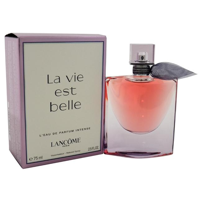 La Vie Est Belle by Lancome for Women - 75 ml L'Eau de Parfum Intense