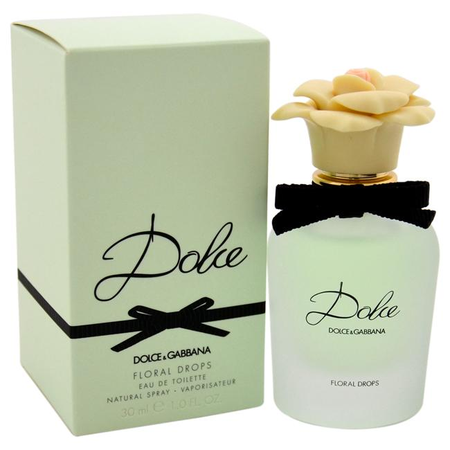 Dolce Floral Drops by Dolce & Gabbana for Women - 30 ml EDT