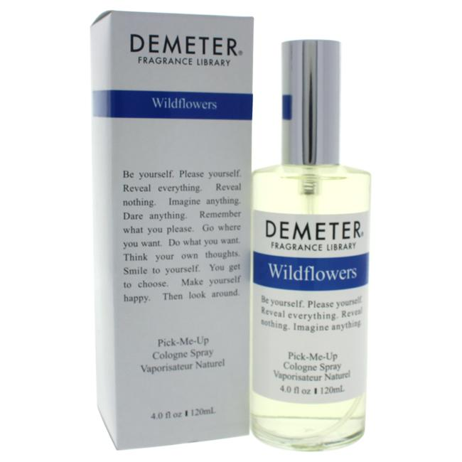 Wildflowers by Demeter for Women - 120 ml Cologne