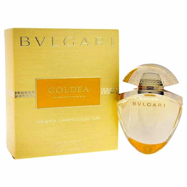 Bvlgari Goldea by Bvlgari for Women - 25 ml EDP