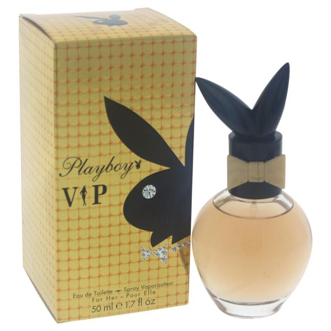 Playboy VIP by Playboy for Women - 50 ml EDT