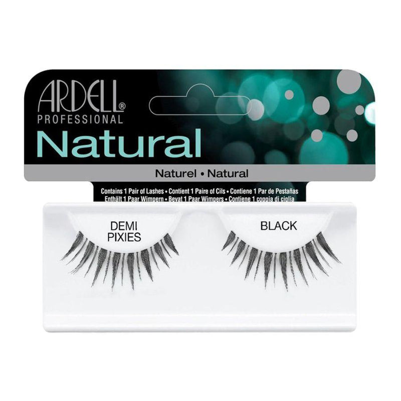 Ardell Invisibands Natural Lashes - Demi Pixies Black