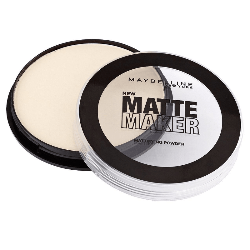 Maybelline Matte Maker Pressed Setting Powder - Classic Ivory