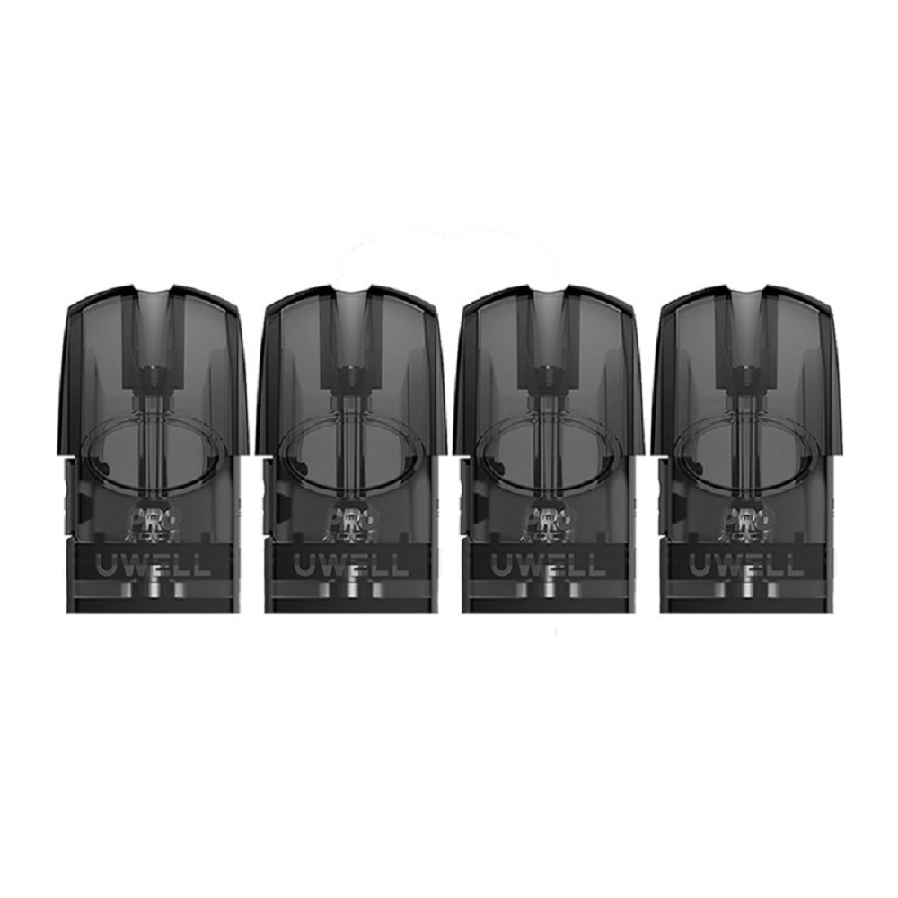 Uwell Yearn Replacement Pod Cartridges (4 Pack)