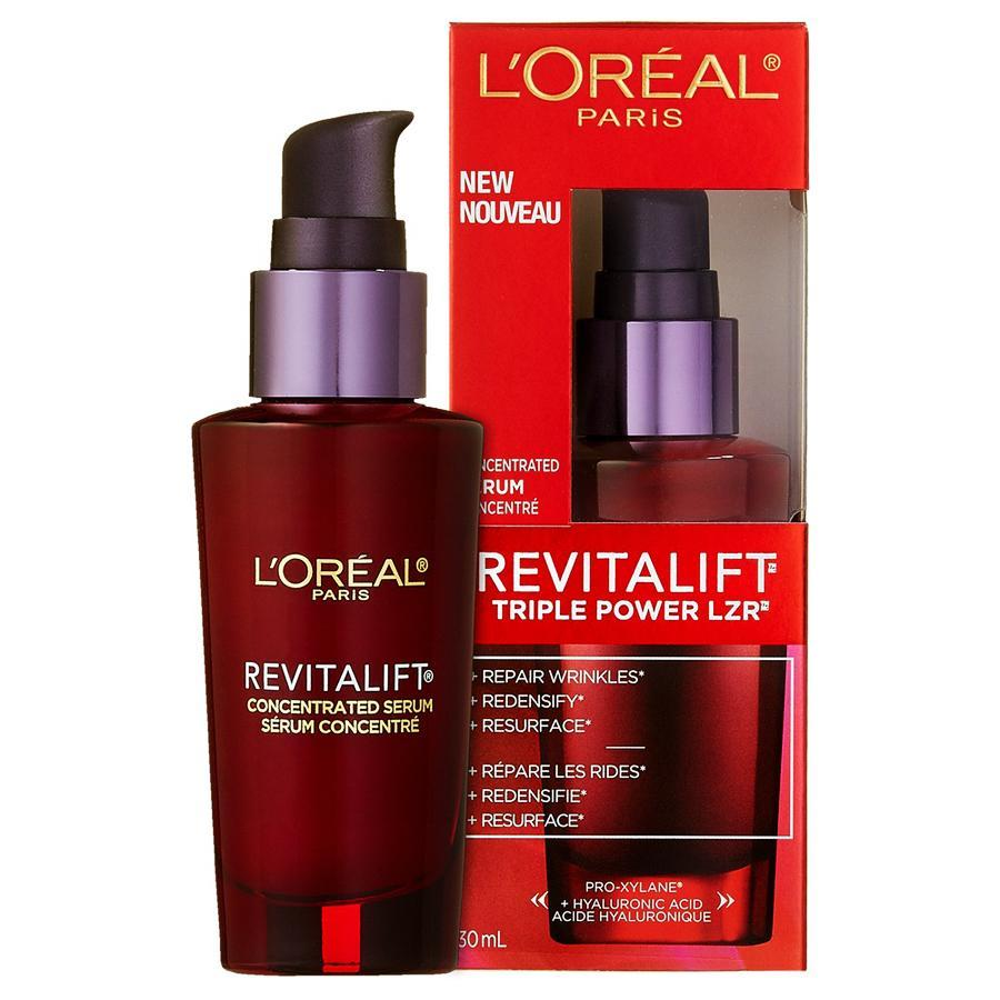 L'Oreal Paris Revitalift Triple Power Serum Treatment 30ml