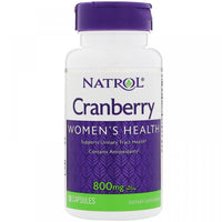 Natrol Cranberry 800 mg - 30 Capsules