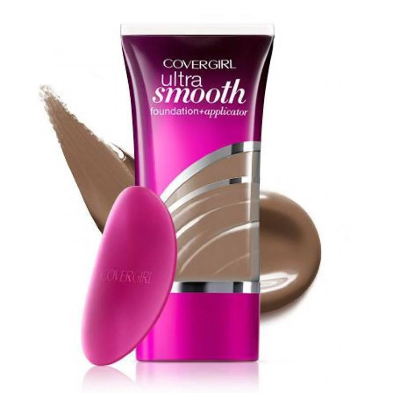 Covergirl Ultra Smooth Foundation - Soft Sable