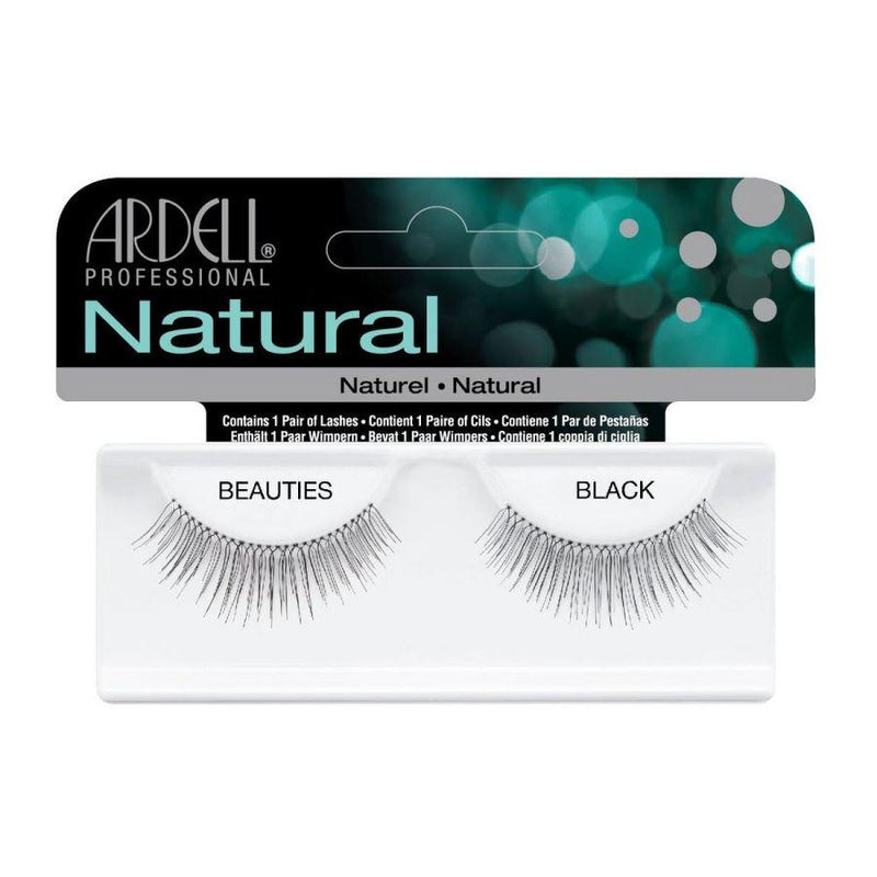 Ardell Invisibands Natural Lashes - Beauties Black