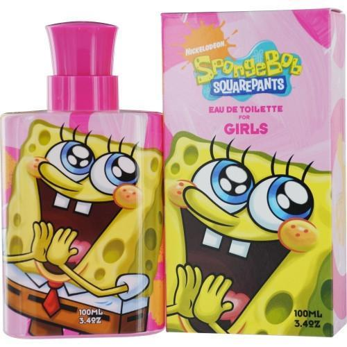 Sponge Bob Squarepants for Girls 100ml