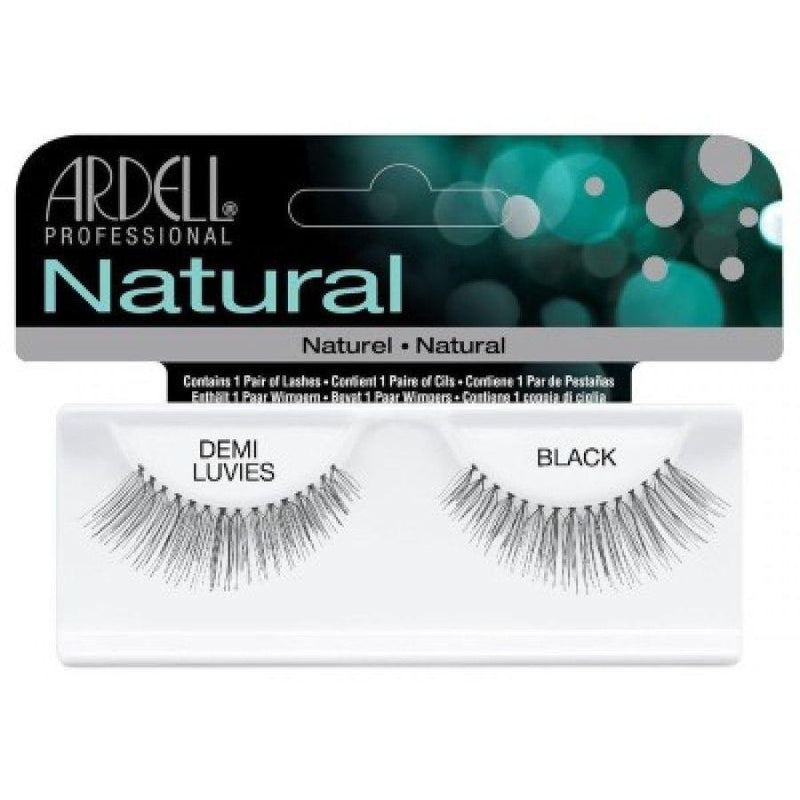 Ardell Invisibands Natural Lashes - Demi Luvies Black