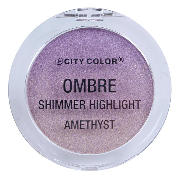City Color Ombre Shimmer Highlight Amethyst