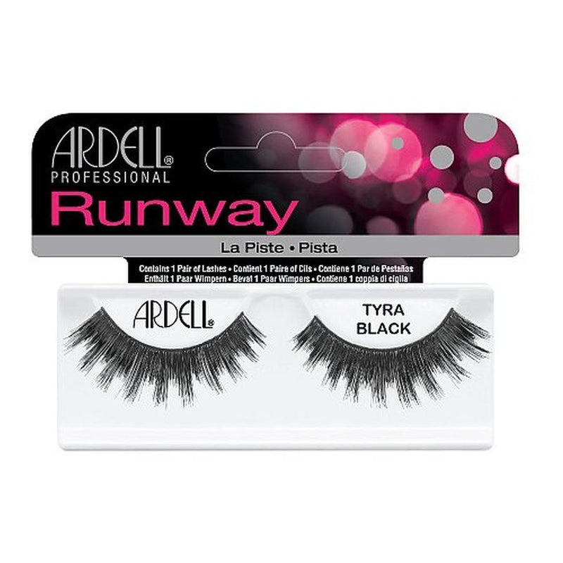 Ardell Runway Eyelashes - Tyra Black