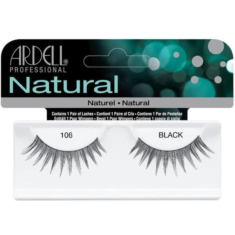 Ardell Fashion Lashes - 106 Black