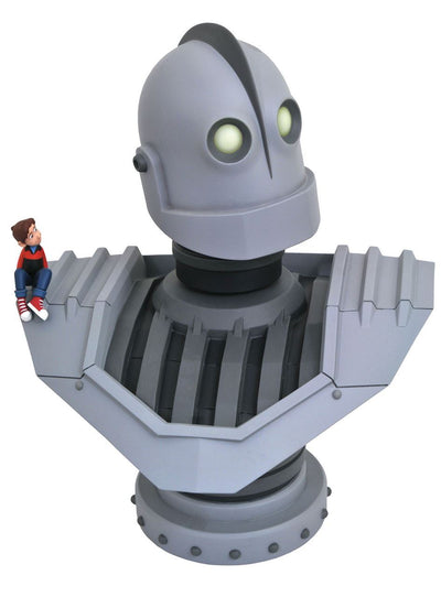 The Iron Giant 10-Inch Bust Figure by Diamond Select Toys