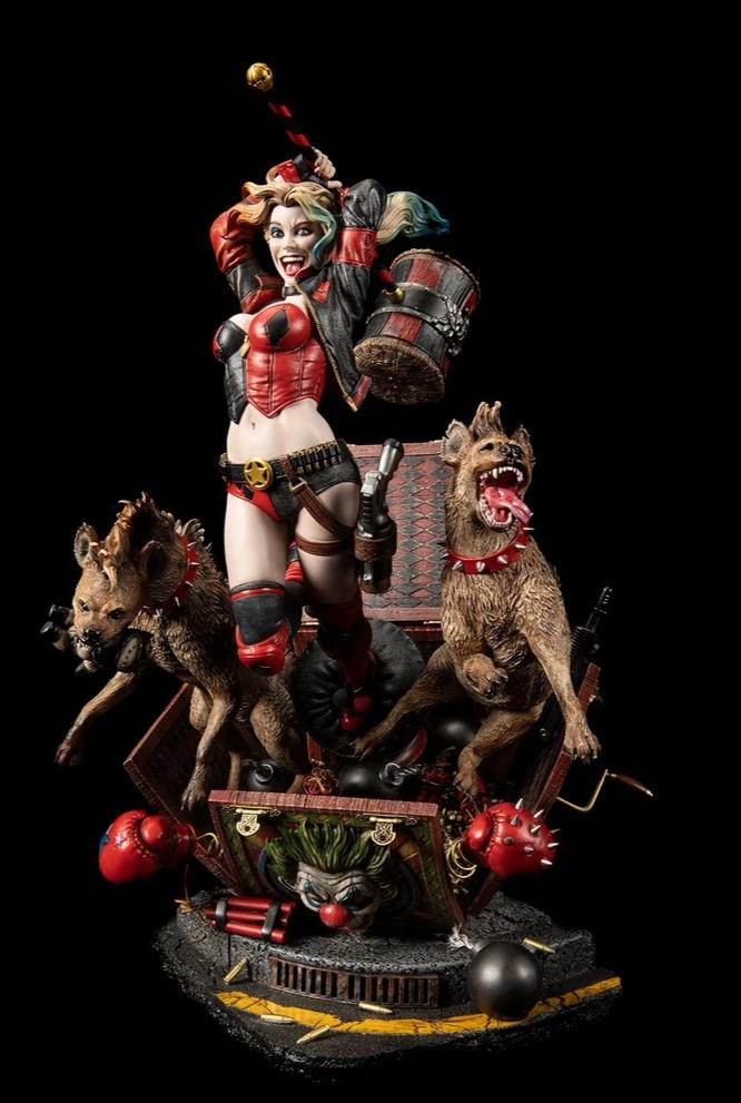 Harley Quinn Rebirth ( VERSION B ) 1/6 Scale Statue