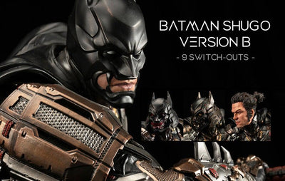 Batman Shugo (Version B) 1/4 Scale Statue