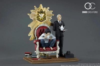 Death Note: L & WATARI DIORAMA
