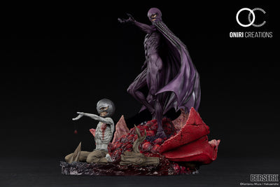 Griffith & Femto 1/6 Scale Statue COMBO