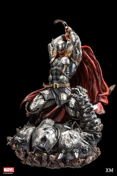 Modern Thor Vs Destroyer 1/4 Scale Statue