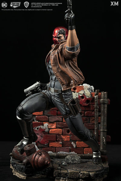 Red Hood Rebirth 1/6 Scale Statue DC Comics
