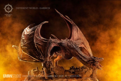 Dragons From A Different World - Garrick