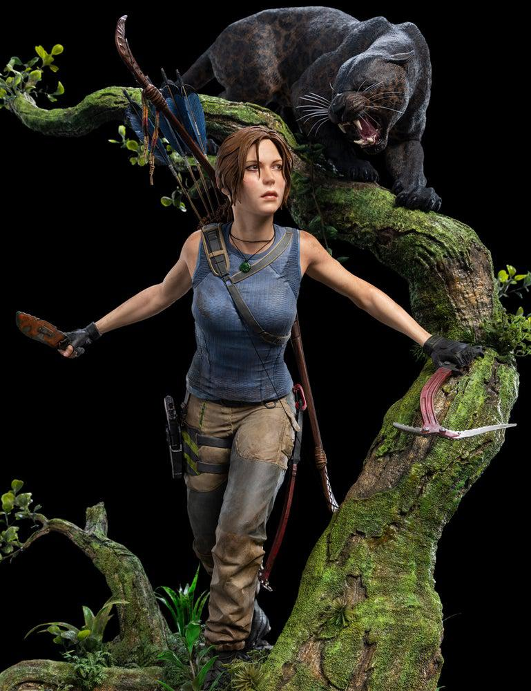 Shadow Of The Tomb Raider Lara Croft 1 4 Scale Statue By