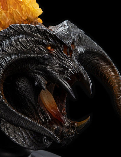 Lord Of The Rings: Balrog Flame Of Uden Bust by WETA