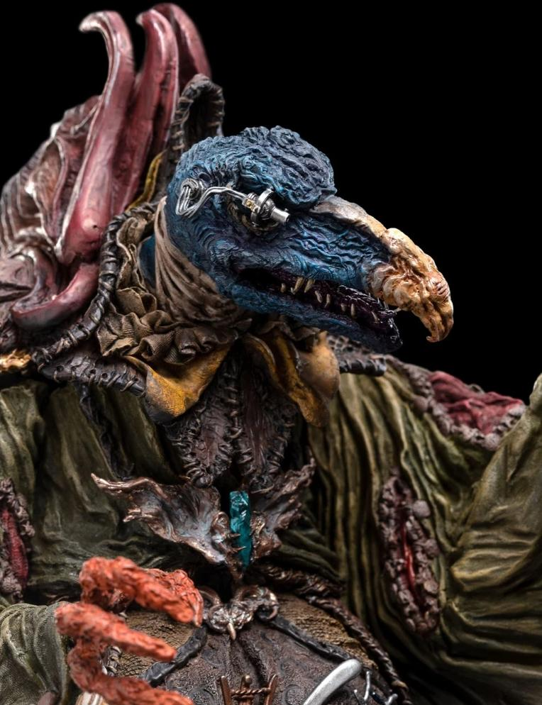 The Dark Crystal: The Age of Resistance SkekTek The Scientist 1:6 Scale Statue