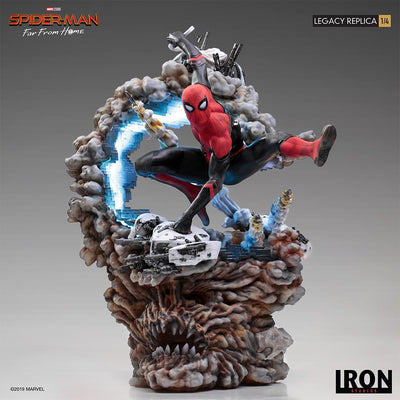 Spider-Man: Far From Home 1/4 Scale Statue