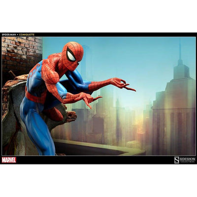 SPIDER-MAN Statue J. Scott Campbell Collection by Sideshow Collectibles