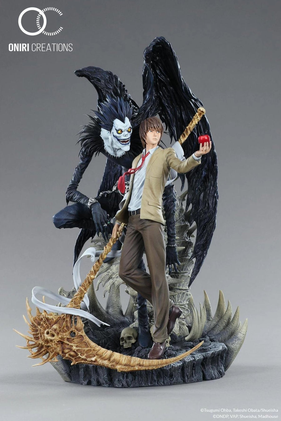 Death Note 1:6 Scale Statue by Oniri Creations