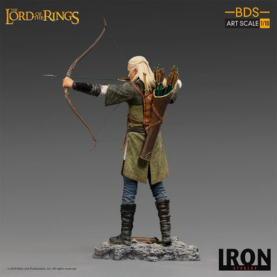 Lord Of The Rings: Legolas Art Scale Statue