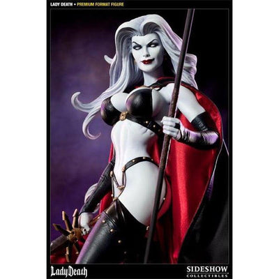 Lady Death Premium Format Figure by Sideshow Collectibles