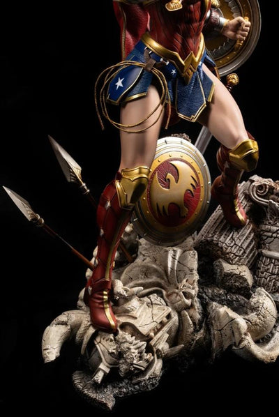Wonder Woman Rebirth 1/6 Scale Statue