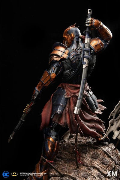 Deathstroke Samurai 1/4 Statue (DISPLAYED)