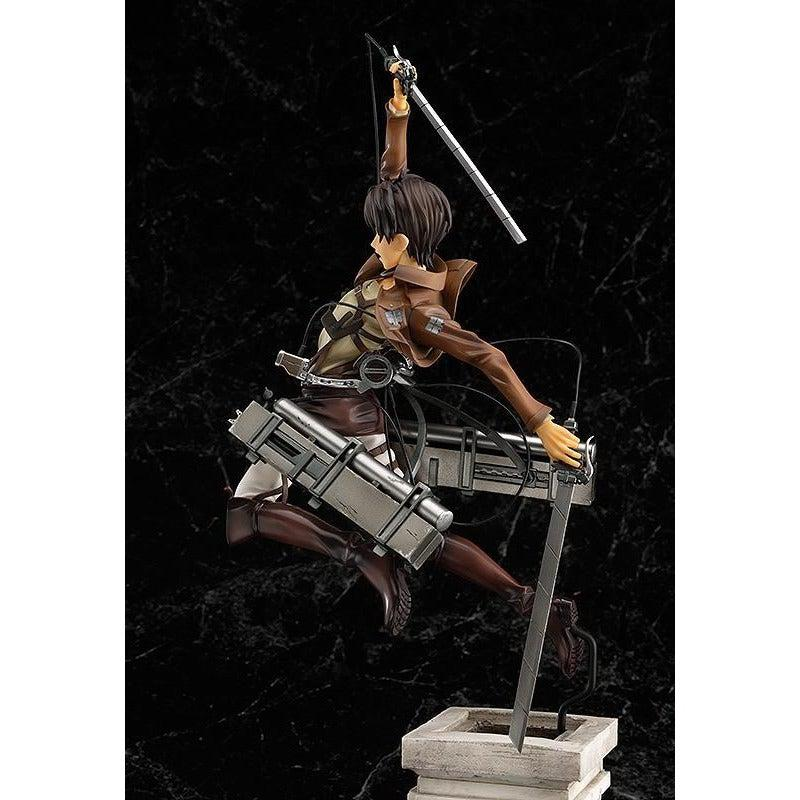 Shingeki no Kyojin (Attack On Titan) Eren Yeager 1/8 Scale Statue Figure by Good Smile