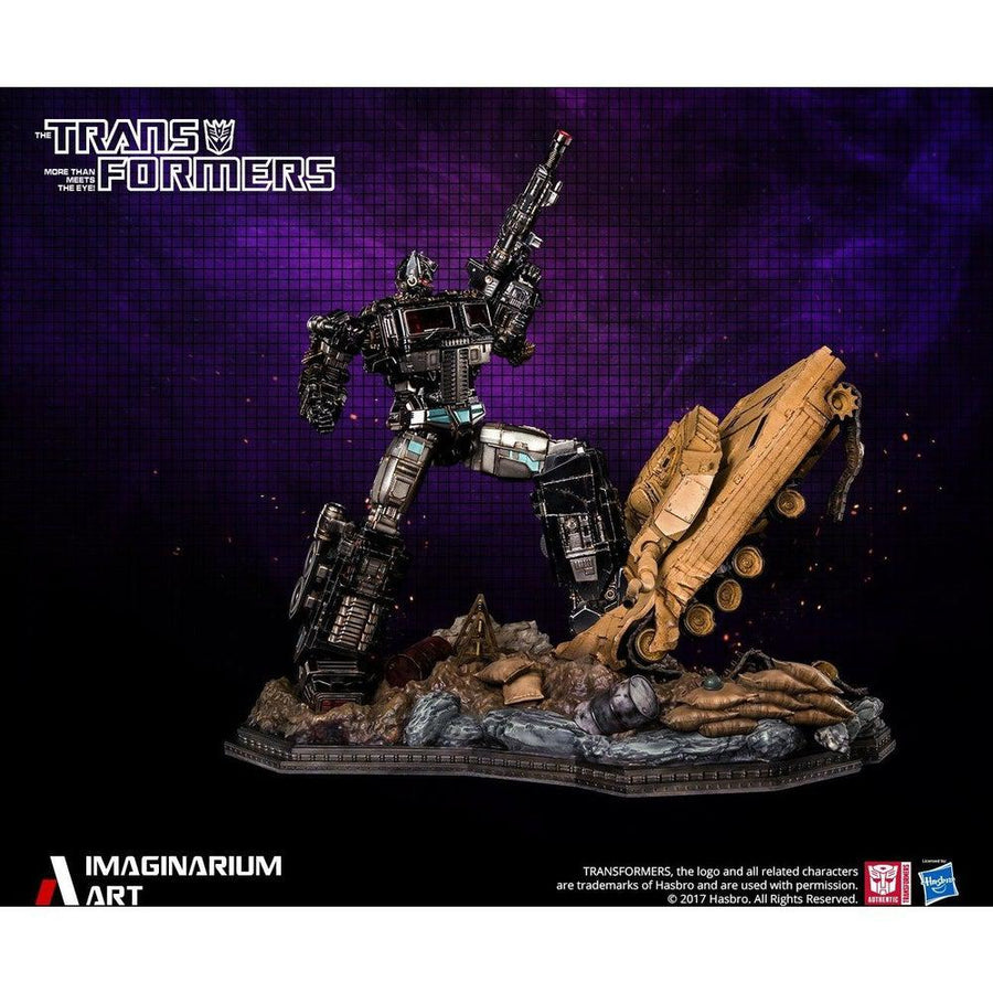 NEMESIS Prime Statue by Imaginarium Art