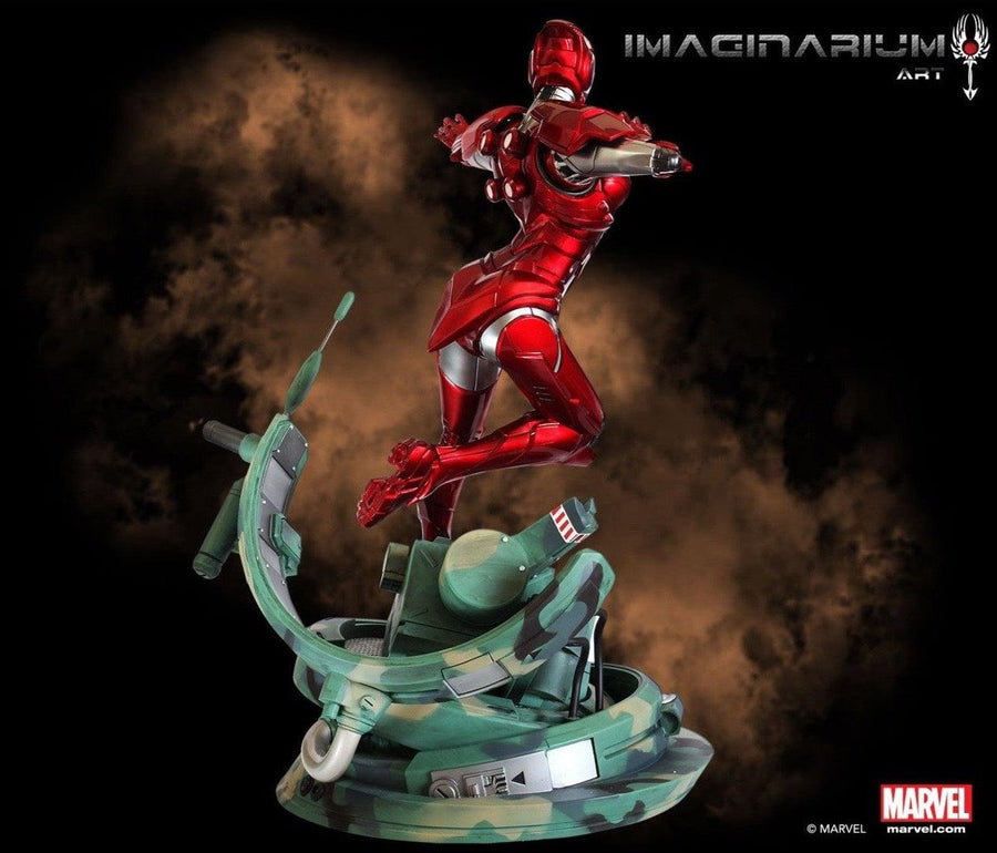 Rescue Armor 1:4 Scale (Pepper Pots) Statue by Imaginarium Art