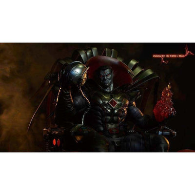 Mr. Sinister On Throne 1/4 Scale Statue
